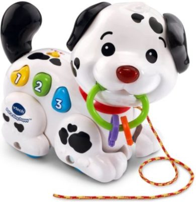 This is an image of VTech Musical Puppy