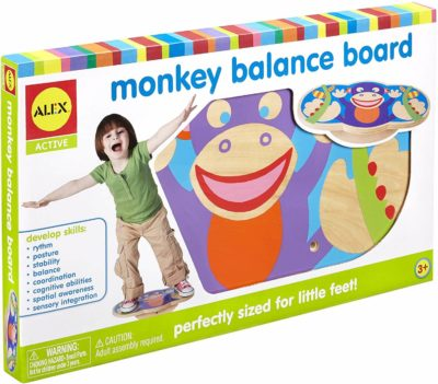 This is an image of Alex's Active Toddler Balance Board