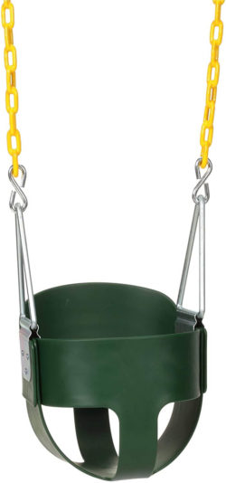 This is an image of Outdoor Bucket Swing
