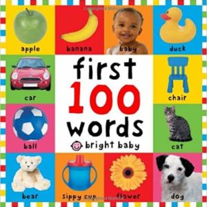 This is an image of Learn His First 100 words