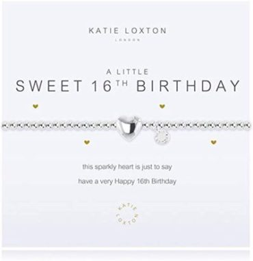 This is an image of Katie Loxton's Silver Charm Bracelet