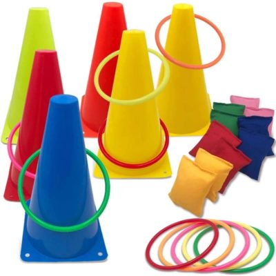 This is an image of Ring Toss Outdoor Game